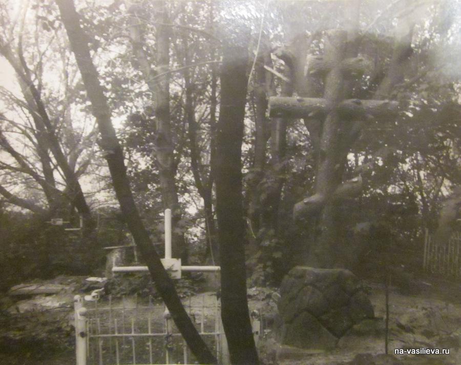 Киев 1990 Щккавицкое кладбище