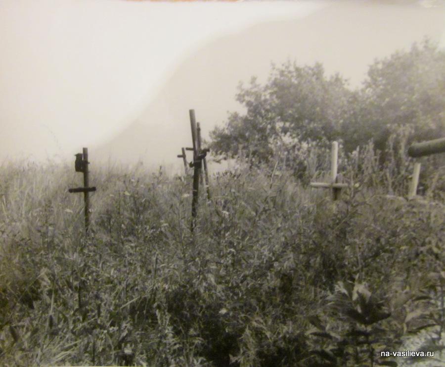 Киев 1990 Щккавицкое кладбище 3