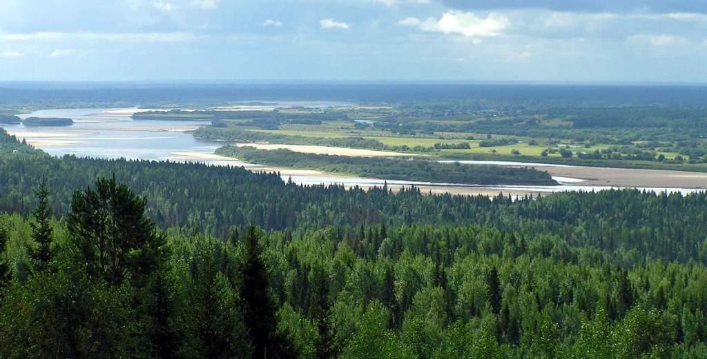 Архангельск Двина