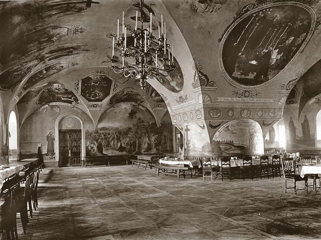 Соловки Трапезная 1826