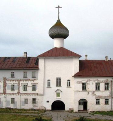 Соловки Церковь Благовещения
