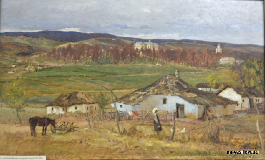 Алексей Васильев картина