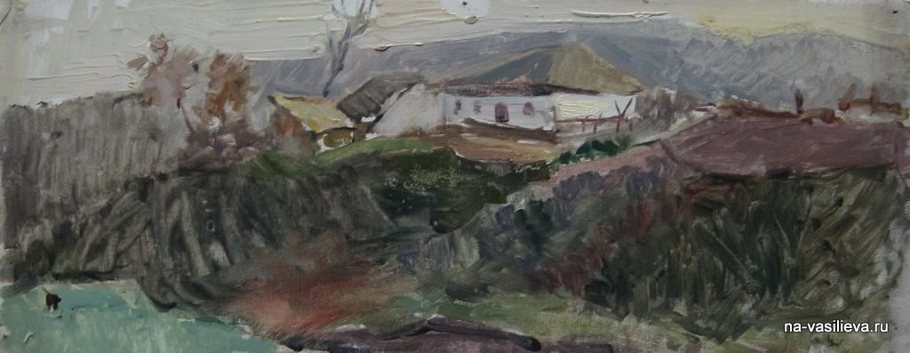 Пейзаж 9