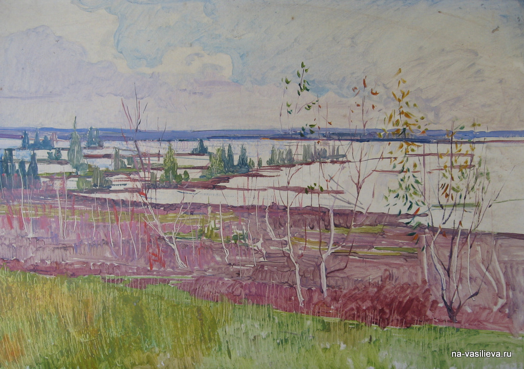Пейзаж 14