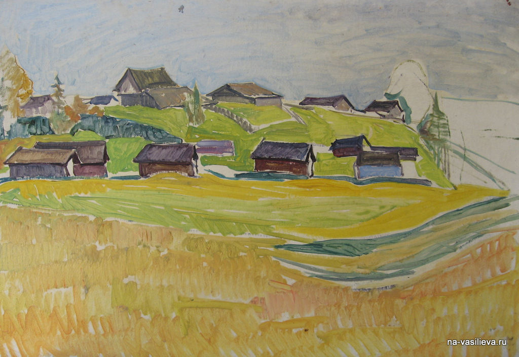 Пейзаж 16