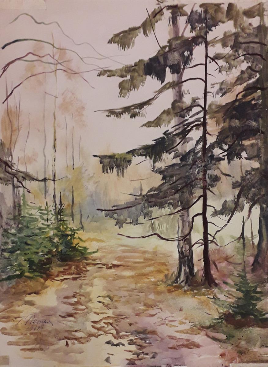 Петров Акварель 7