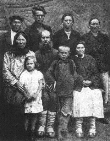 Моисеенко семья