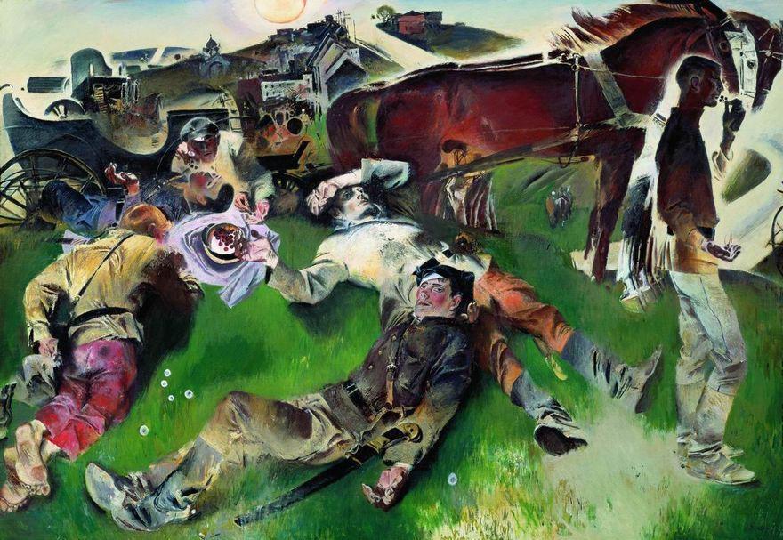 Моисеенко работы 9