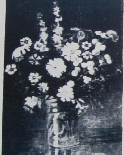 В. Блинов Цветы