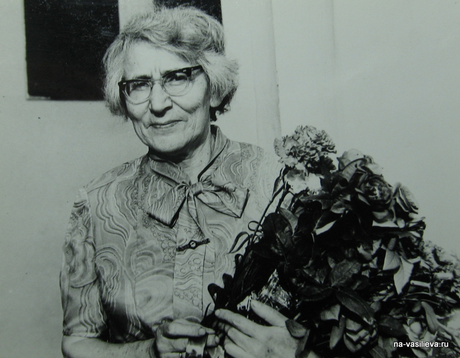 Мама - Татьяна Анатольевна Васильева