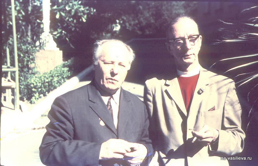 Васильев и Гершвельд в Сочи