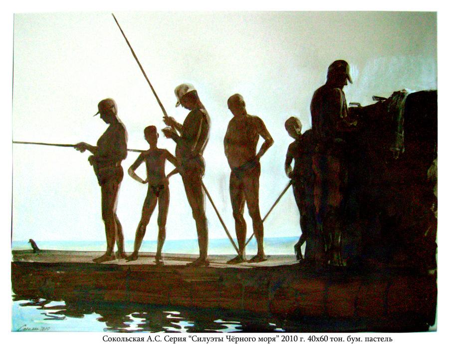 Выставка А. Сокольско 22