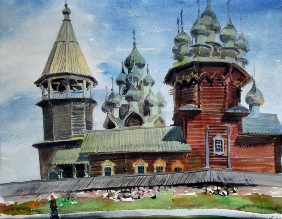 Выставка А. Сокольско 5