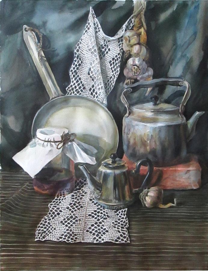 Выставка А. Сокольско 3