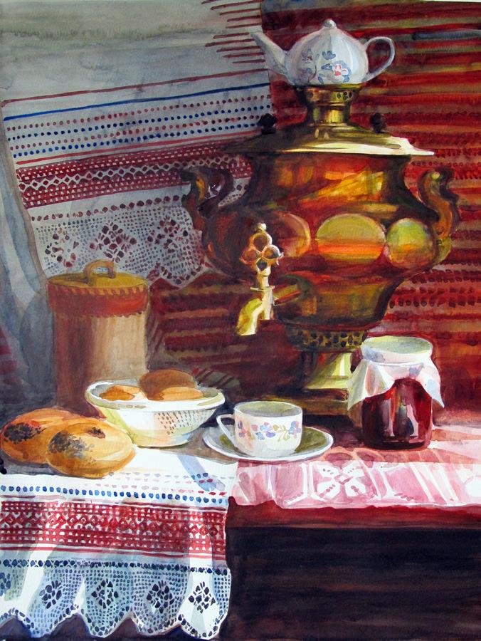 Выставка А. Сокольско 1