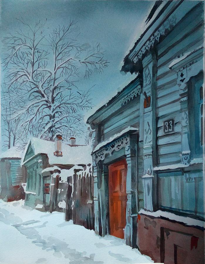 Выставка А. Сокольско 18