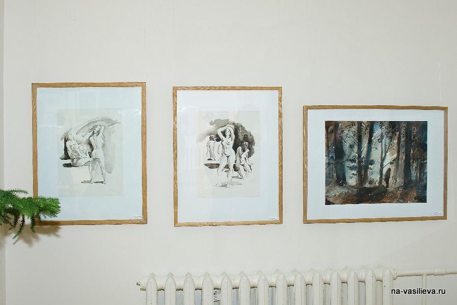 Выставка А. Сокольско 16