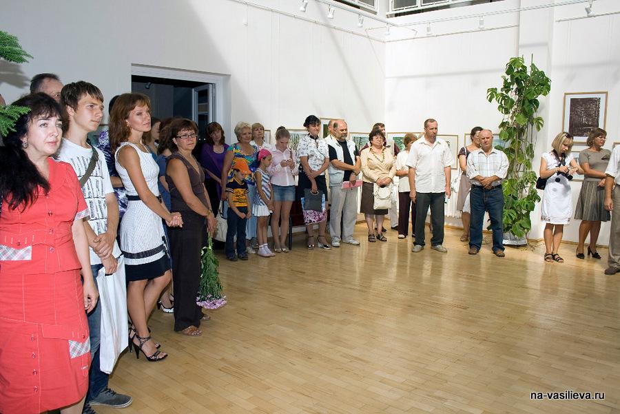 Выставка А. Сокольско 25