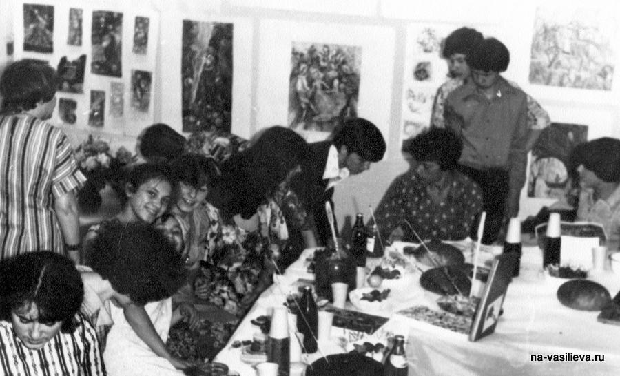 ученики 5НА 1978