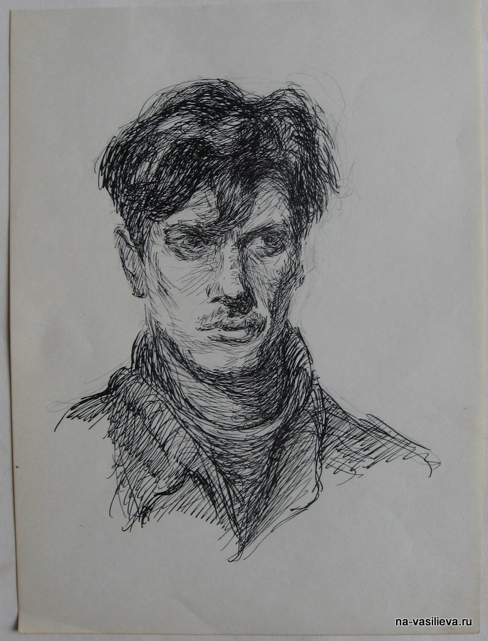 Портрет И Григоровича