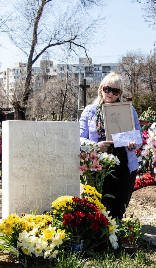 11 апреля 2021 - годовщина рождения Натальи Васильевой 25