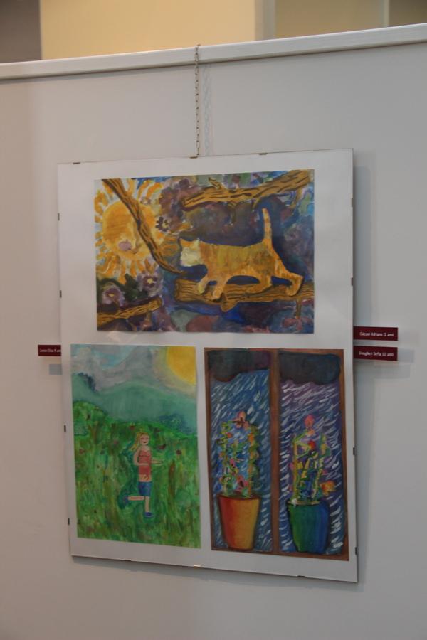 выставка в Милане учеников Лены Лен 4