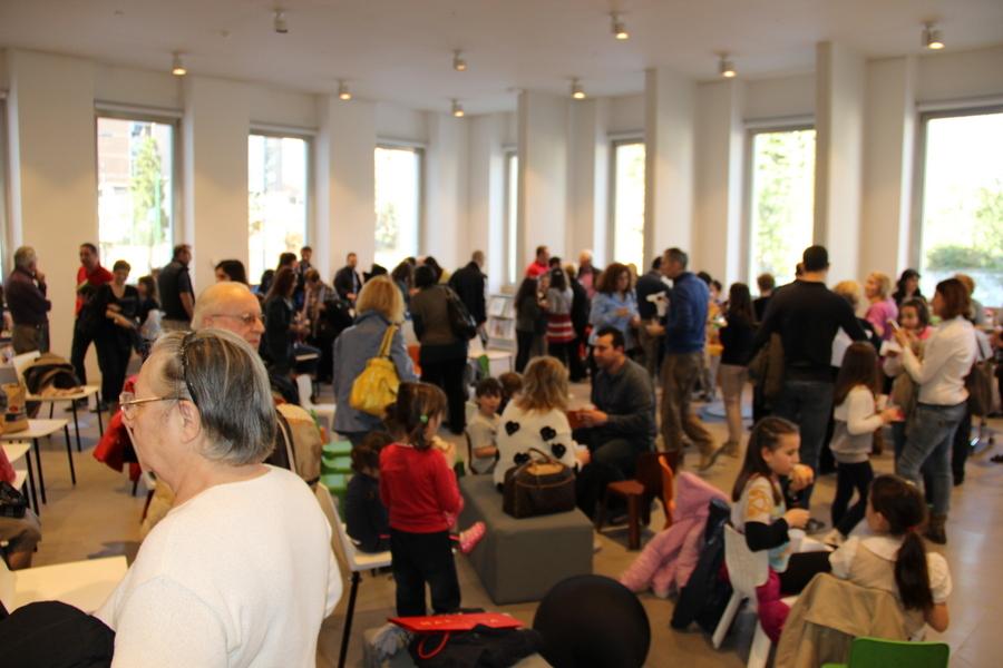выставка в Милане учеников Лены Лен 3