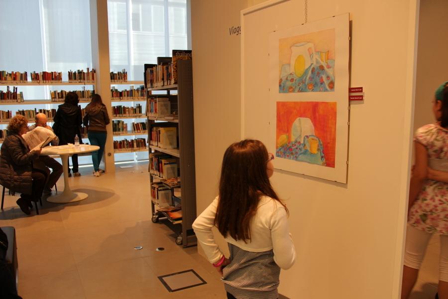 выставка в Милане учеников Лены Лен 9